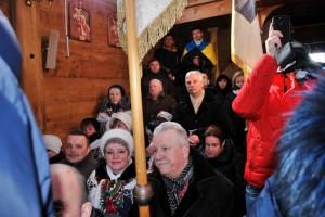 Вшанування пам`яті о. Михайла Вербицького (фоторепортаж)