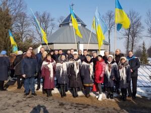 делегація з Дрогобиччини