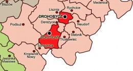 Дрогобицький повіт в 1920-1930-х рр.