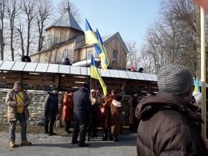 церква в селі Млини