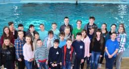 Трускавецький дельфінарій долучився до акції «Єдина Україна»