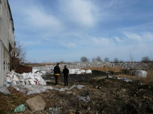 Рихтицьке сміттєзвалище. Виїзд комісії 4 квітня