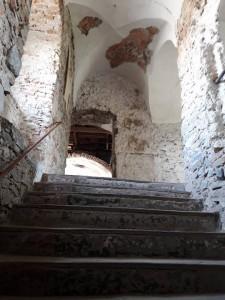 Чинадієво, замок Сент-Міклош