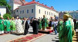 Самбірсько-Дрогобицька єпархія УГКЦ святкує чверть віку свого відродження