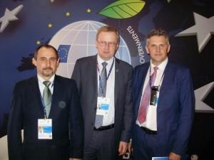 Іван Цегенько та «Європейська інтеграція України»