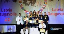 Галицькі леви і левиці вибороли вісім медалей на Чемпіонаті світу з хортингу в Латвії