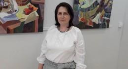 Відкриття виставки творів Марії Ворончак