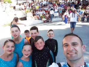 «Ювента Денс» на фестивалі у Греції