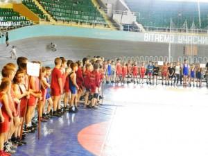 У трускавчан – третє місце на турнірі з вільної боротьби