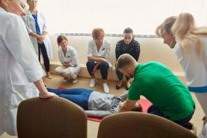 Тренінг з невідкладної допомоги