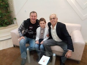 Микола Гриценко, Назарій Проць та Володимир Коциловський