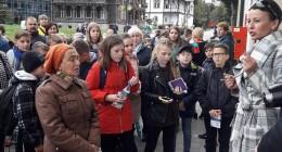 Більше ста людей взяли участь в екскурсії Трускавцем з нагоди Міжнародного дня туризму