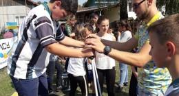Олімпійський урок в Старому Самборі