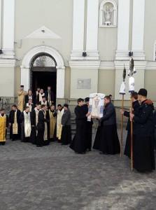 Молитовна хода в Дрогобичі