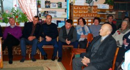 В Уличному вшанували пам'ять Марії та Євгена Гарабачів