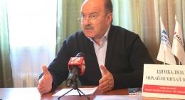 Михайло Цимбалюк у Дрогобичі: зустріч із пресою й участь у парткоференції
