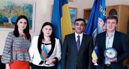 Трускавець співпрацюватиме з Азербайджаном в галузі освіти