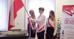 Uroczyste obchody 100-letniego jubileuszu odzyskania niepodległości Polski w Drohobyczu
