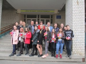 Трускавецькі діти та вчителі побували на Луганщині