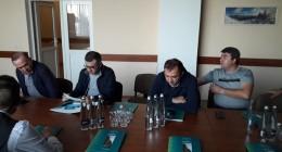 делегація з Узбекистану