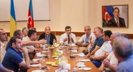У Трускавці вшанували пам`ять Гейдара Алієва