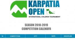 KARPATIA OPEN 2019