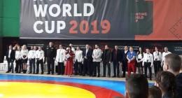 У Трускавці триває етап Кубка світу з хортингу