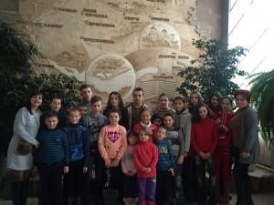 діти з Волі Якубової
