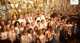 У різдвяній родині колядує Трускавець