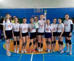Завершилися вікенд-турніри з волейболу