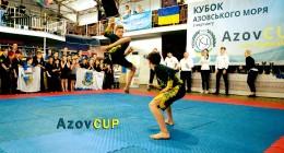 «Галицькі Леви» на Кубку Азова вибороли 5 медалей на чотирьох