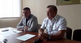 Олексій Балицький та Лев Грицак